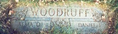 WOODRUFF, DANIEL E. - Pottawattamie County, Iowa | DANIEL E. WOODRUFF
