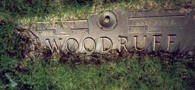 WOODRUFF, JOHN V. - Pottawattamie County, Iowa | JOHN V. WOODRUFF