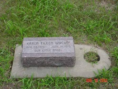 WYCOFF, KARLA EILEEN - Pottawattamie County, Iowa | KARLA EILEEN WYCOFF