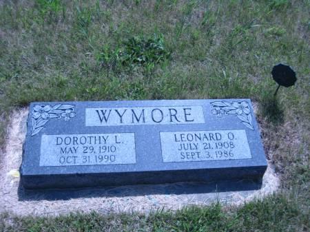 WYMORE, LEONARD O. - Pottawattamie County, Iowa | LEONARD O. WYMORE