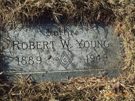 YOUNG, ROBERT W. - Pottawattamie County, Iowa | ROBERT W. YOUNG
