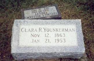 YOUNKERMAN, CLARA R. - Pottawattamie County, Iowa | CLARA R. YOUNKERMAN