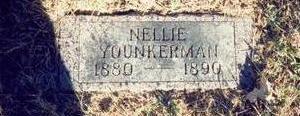 YOUNKERMAN, NELLIE - Pottawattamie County, Iowa | NELLIE YOUNKERMAN