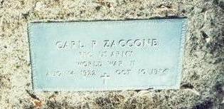 ZACCONE, CARL P. - Pottawattamie County, Iowa | CARL P. ZACCONE