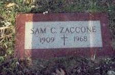 ZACCONE, SAM C. - Pottawattamie County, Iowa | SAM C. ZACCONE