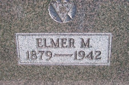 BOWMAN, ELMER M. - Poweshiek County, Iowa | ELMER M. BOWMAN