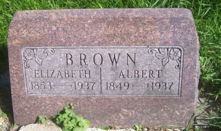 BROWN, ALBERT - Poweshiek County, Iowa | ALBERT BROWN