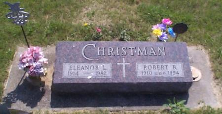 ENGLAND CHRISTMAN, ELEANOR L. - Poweshiek County, Iowa | ELEANOR L. ENGLAND CHRISTMAN