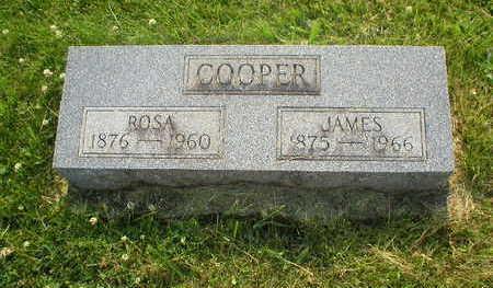 COOPER, ROSA - Poweshiek County, Iowa | ROSA COOPER