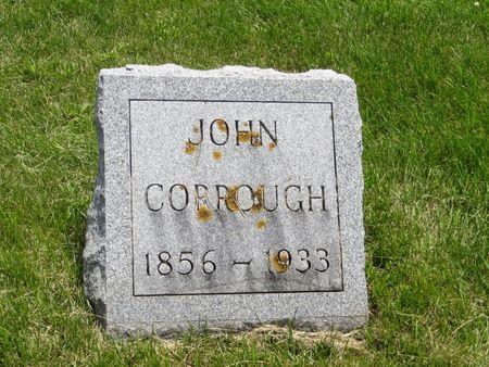 CORROUGH, JOHN - Poweshiek County, Iowa   JOHN CORROUGH