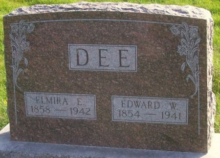DEE, EDWARD W. - Poweshiek County, Iowa | EDWARD W. DEE