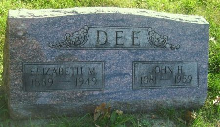 DEE, ELIZABETH M. (NELSON) - Poweshiek County, Iowa | ELIZABETH M. (NELSON) DEE