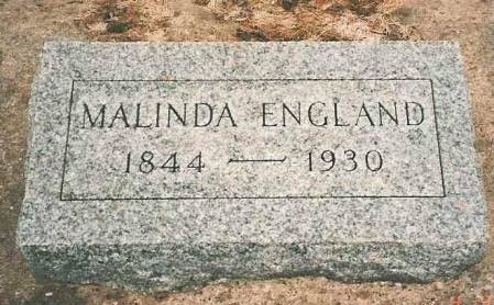ENGLAND, MALINDA - Poweshiek County, Iowa | MALINDA ENGLAND