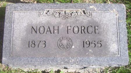 FORCE, NOAH - Poweshiek County, Iowa | NOAH FORCE