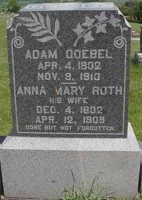 GOEBEL, ADAM - Poweshiek County, Iowa | ADAM GOEBEL