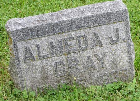 GRAY, ALMEDA J. - Poweshiek County, Iowa | ALMEDA J. GRAY