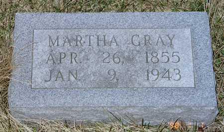 COLLINSON GRAY, MARTHA - Poweshiek County, Iowa | MARTHA COLLINSON GRAY