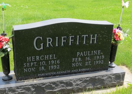 GRIFFITH, HERCHEL - Poweshiek County, Iowa | HERCHEL GRIFFITH