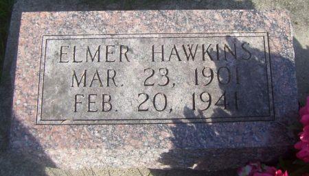 HAWKINS, ELMER - Poweshiek County, Iowa | ELMER HAWKINS