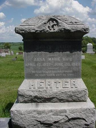 HERTER, HENRY - Poweshiek County, Iowa | HENRY HERTER