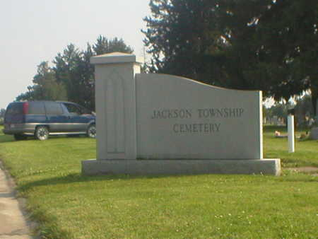JACKSON TOWNSHIP, CEMETERY - Poweshiek County, Iowa   CEMETERY JACKSON TOWNSHIP
