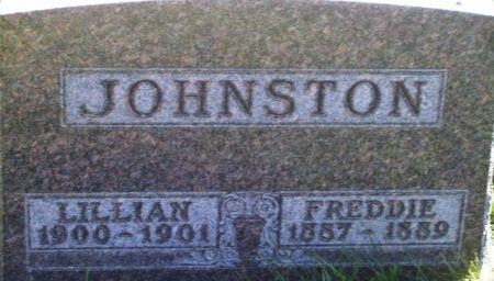 JOHNSTON, FREDDIE - Poweshiek County, Iowa | FREDDIE JOHNSTON