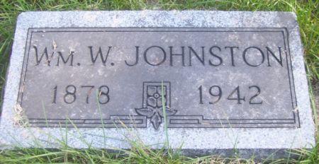 JOHNSTON, WILLIAM W. - Poweshiek County, Iowa | WILLIAM W. JOHNSTON