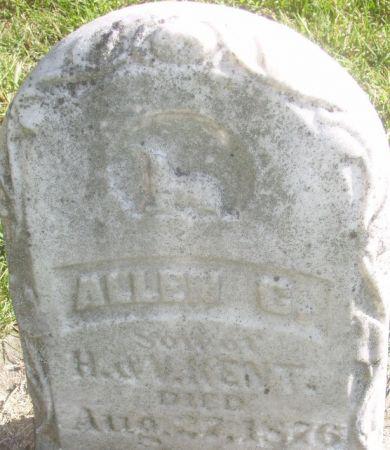 KENT, ALLEN G. - Poweshiek County, Iowa | ALLEN G. KENT