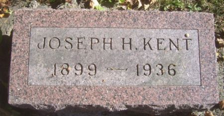 KENT, JOSEPH H. - Poweshiek County, Iowa | JOSEPH H. KENT