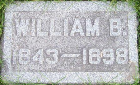KENT, WILLIAM B. - Poweshiek County, Iowa | WILLIAM B. KENT