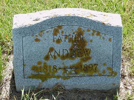 LONG, ANDREW - Poweshiek County, Iowa   ANDREW LONG