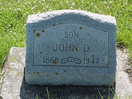 LONG, JOHN - Poweshiek County, Iowa | JOHN LONG