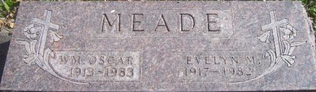 MEADE, EVELYN M. - Poweshiek County, Iowa | EVELYN M. MEADE