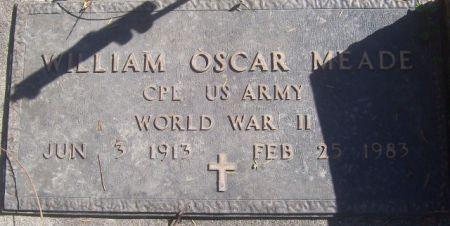 MEADE, WILLIAM OSCAR - Poweshiek County, Iowa | WILLIAM OSCAR MEADE