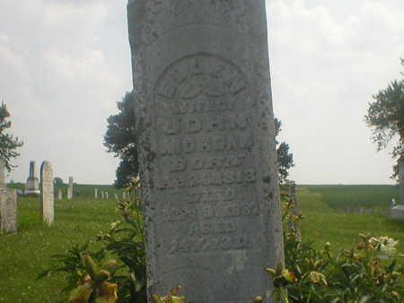 WILLCOCKSON MORGAN, ELLEN - Poweshiek County, Iowa | ELLEN WILLCOCKSON MORGAN