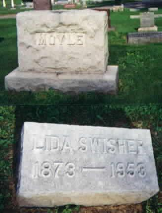 MOYLE, LIDA( ELIZA JANE) - Poweshiek County, Iowa | LIDA( ELIZA JANE) MOYLE