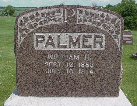 PALMER, WILLIAM - Poweshiek County, Iowa | WILLIAM PALMER