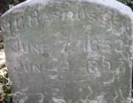 RASMUSSEN, J. C. - Poweshiek County, Iowa | J. C. RASMUSSEN