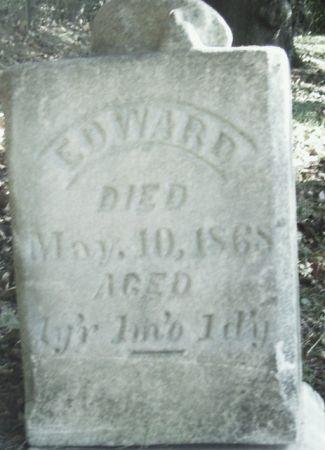 READ, EDWARD - Poweshiek County, Iowa | EDWARD READ
