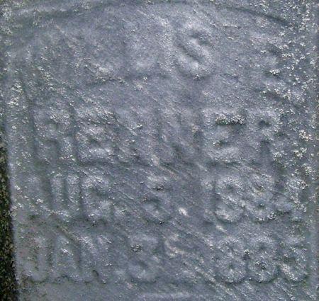 RENNER, WILLIS E. - Poweshiek County, Iowa | WILLIS E. RENNER
