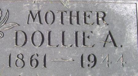 ROUDABUSH, DOLLIE A. - Poweshiek County, Iowa | DOLLIE A. ROUDABUSH