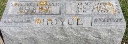 ROYCE, MARGARET F. - Poweshiek County, Iowa | MARGARET F. ROYCE