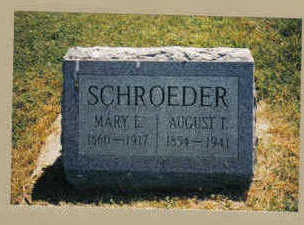 REHBERG SCHROEDER, MARY E - Poweshiek County, Iowa | MARY E REHBERG SCHROEDER