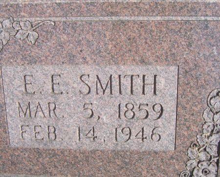 SMITH, E. E. - Poweshiek County, Iowa | E. E. SMITH