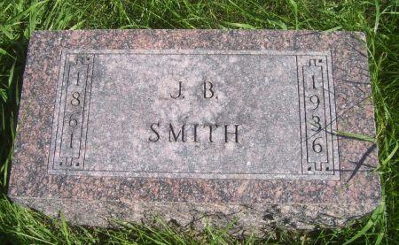 SMITH, J. B. - Poweshiek County, Iowa | J. B. SMITH
