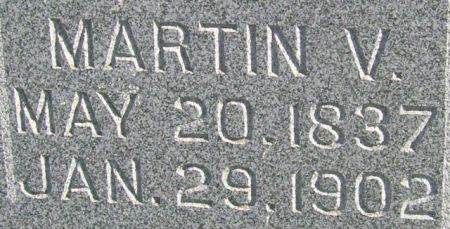 SMITH, MARTIN V. - Poweshiek County, Iowa   MARTIN V. SMITH