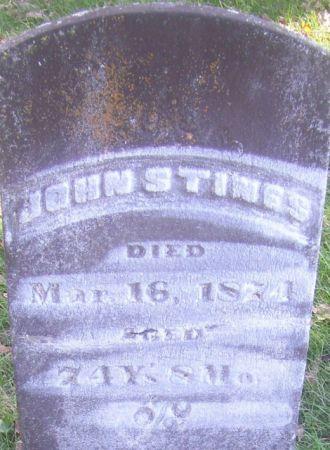 STINES, JOHN - Poweshiek County, Iowa | JOHN STINES