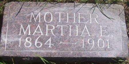 WEAVER, MARTHA E. - Poweshiek County, Iowa | MARTHA E. WEAVER