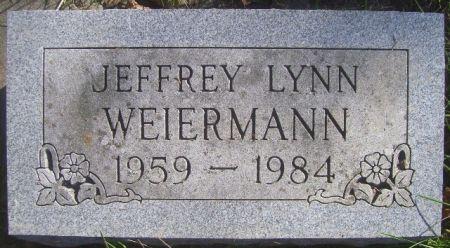 WEIERMANN, JEFFERY LYNN - Poweshiek County, Iowa   JEFFERY LYNN WEIERMANN