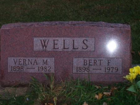WELLS, VERNA M. (KOOP) - Poweshiek County, Iowa   VERNA M. (KOOP) WELLS